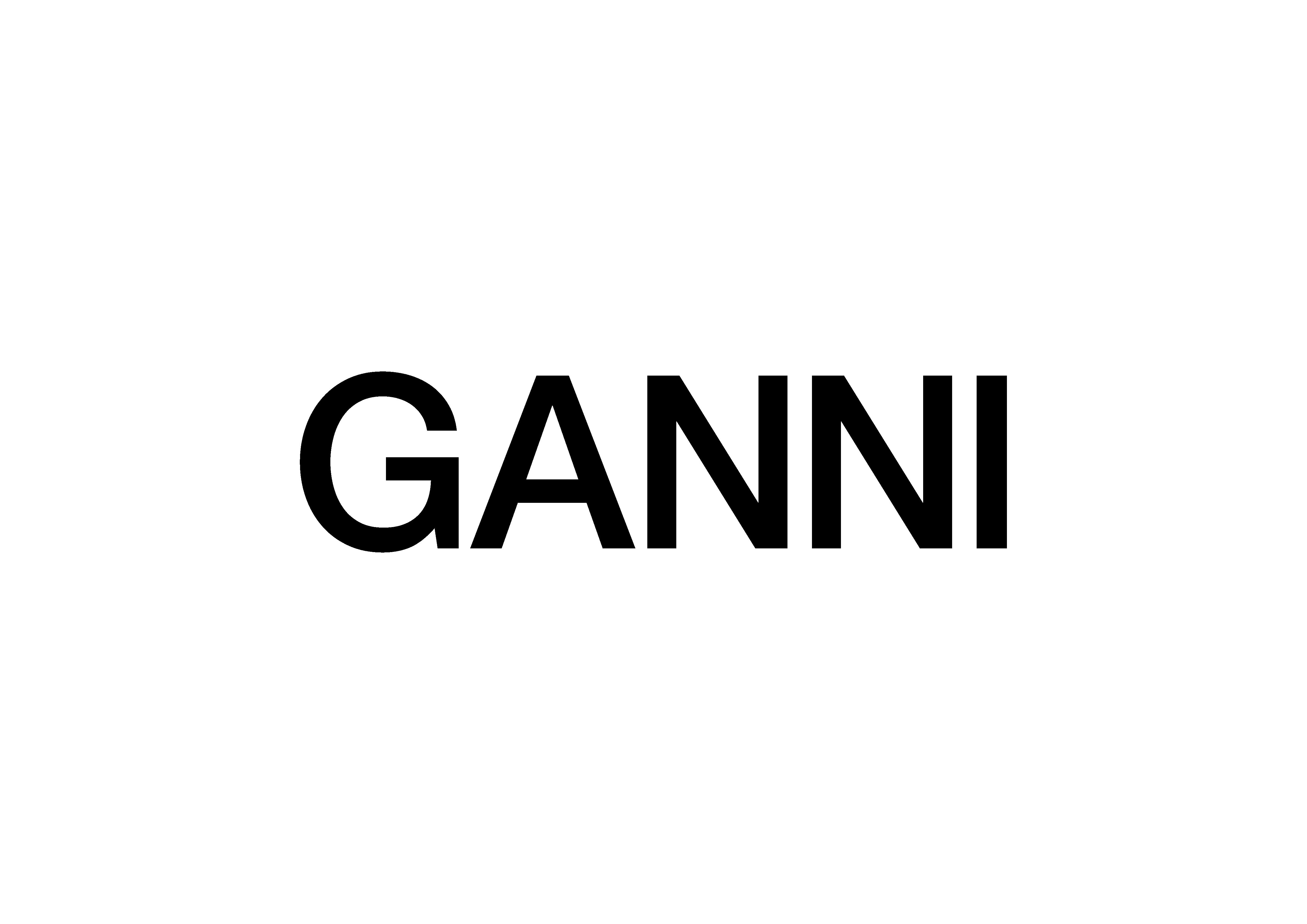 GANNI, logo, partners, Fashion Innovation Agency