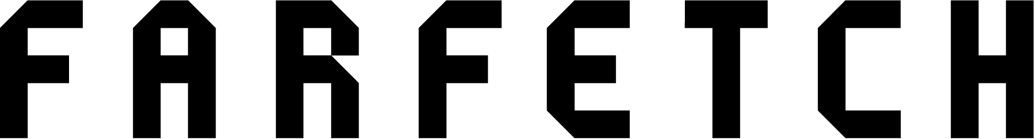 Farfetch, logo, partners, Fashion Innovation Agency