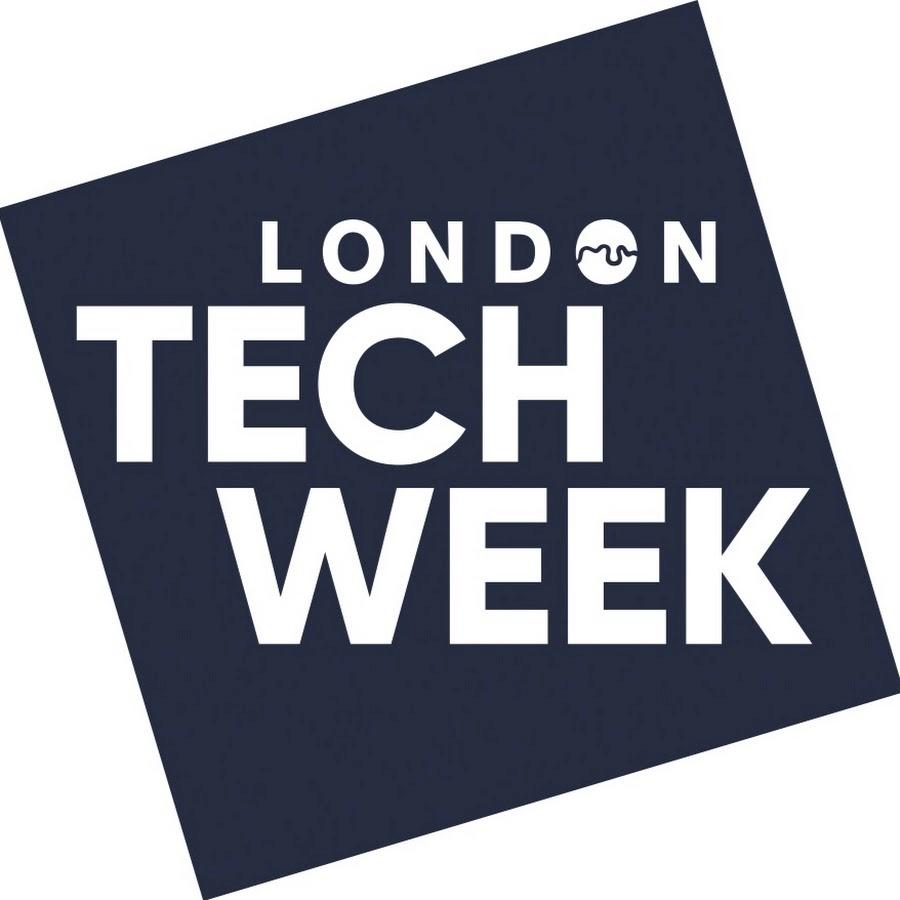 london tech week logo, speaking engagements