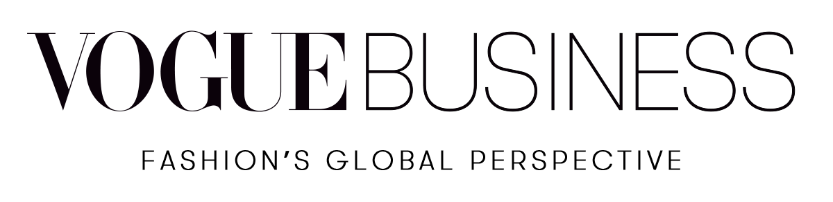 Vogue Business logo, press, Fashion Innovation Agency