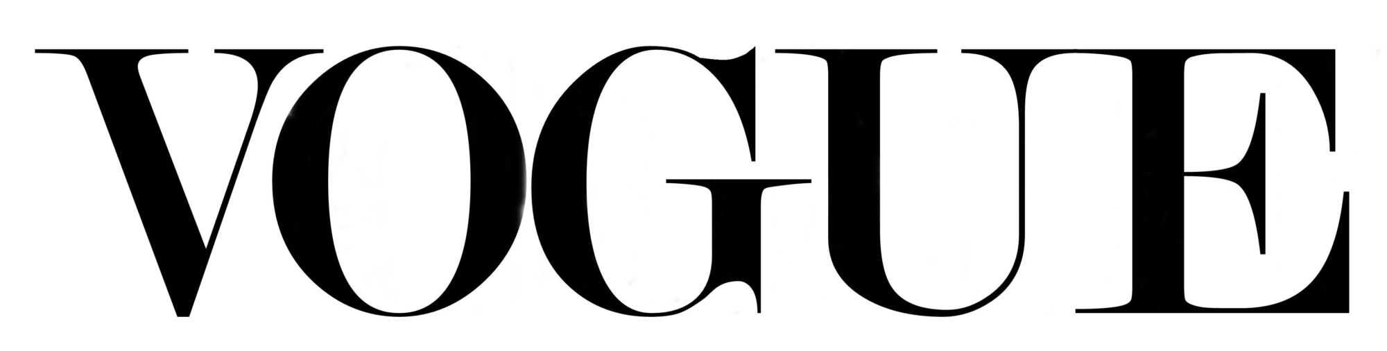 Vogue magazine, logo, press, Fashion Innovation Agency