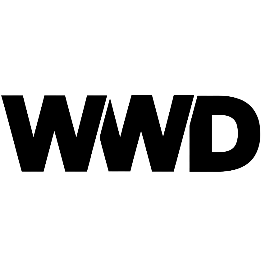 WWD logo - partner logo,, Fashion Innovation Agency