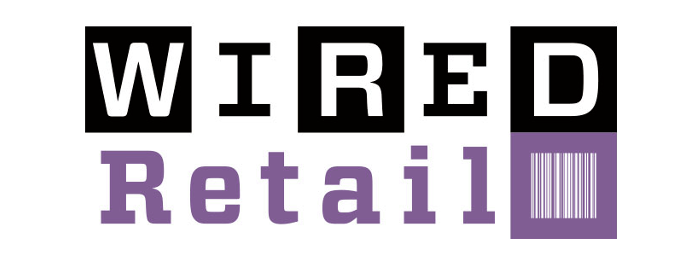 wired retail logo, speaking engagements