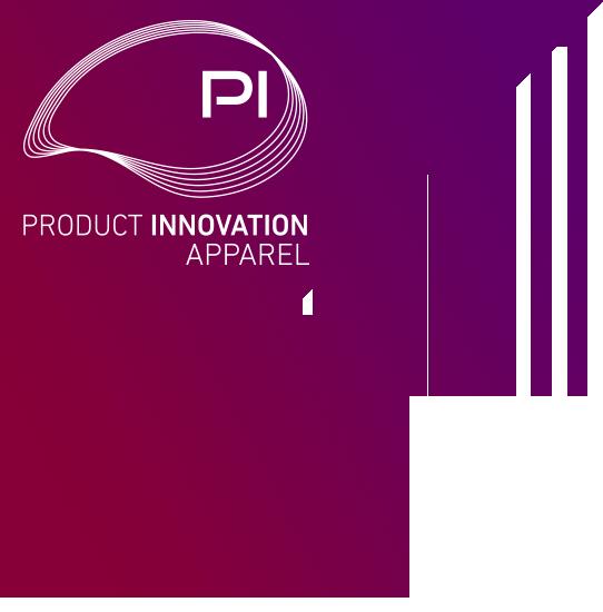 PI Apparel logo, speaking engagements