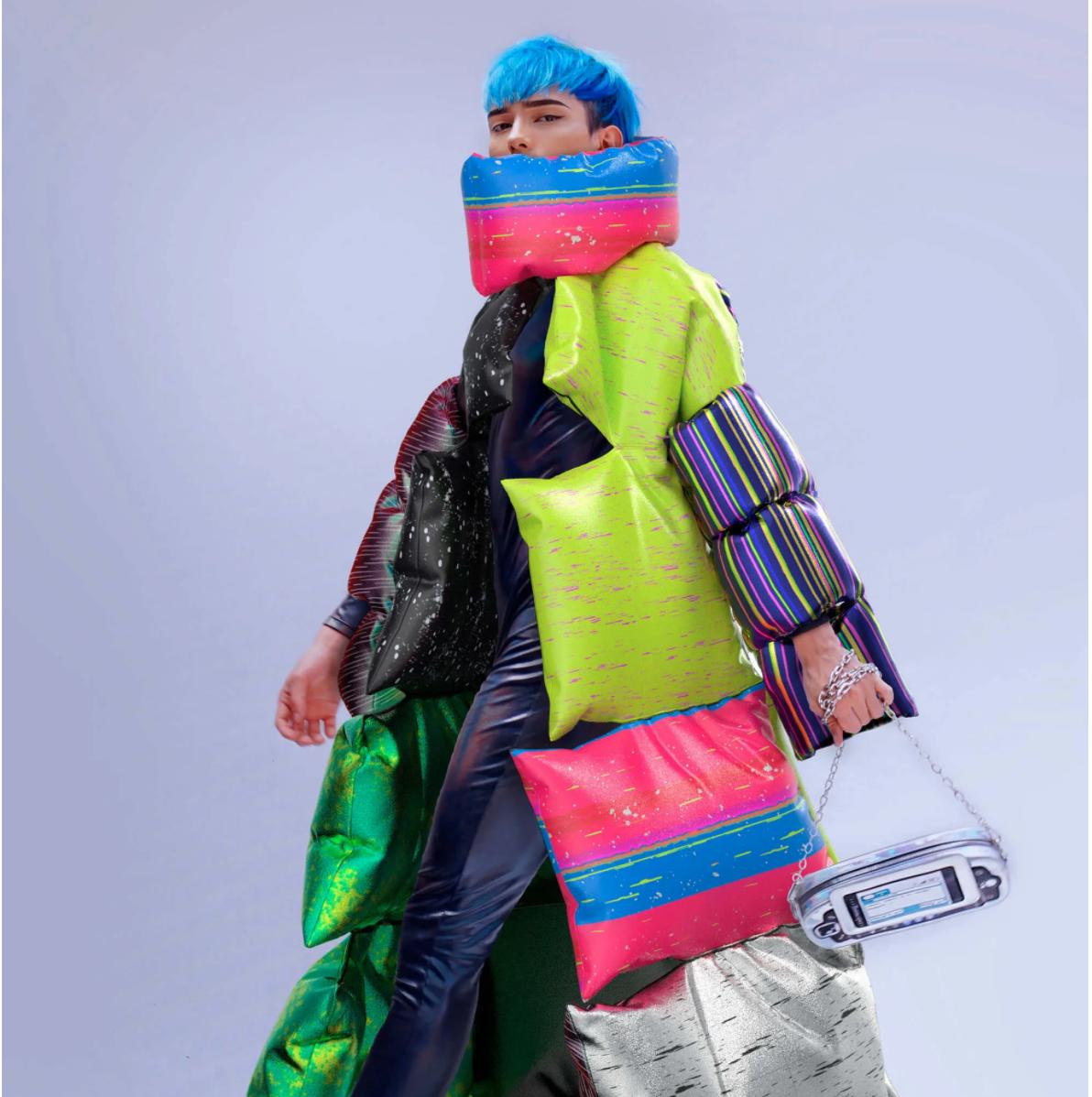 avatar dress in digital clothing